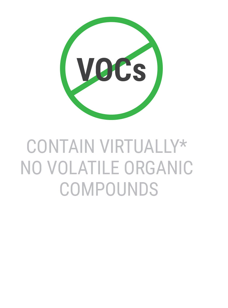 Dye Sub Inks contain virtually no VOCs